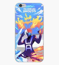 Skizorr - Todoroki Shouto  iPhone Case