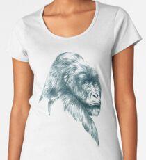 gorilla Women's Premium T-Shirt