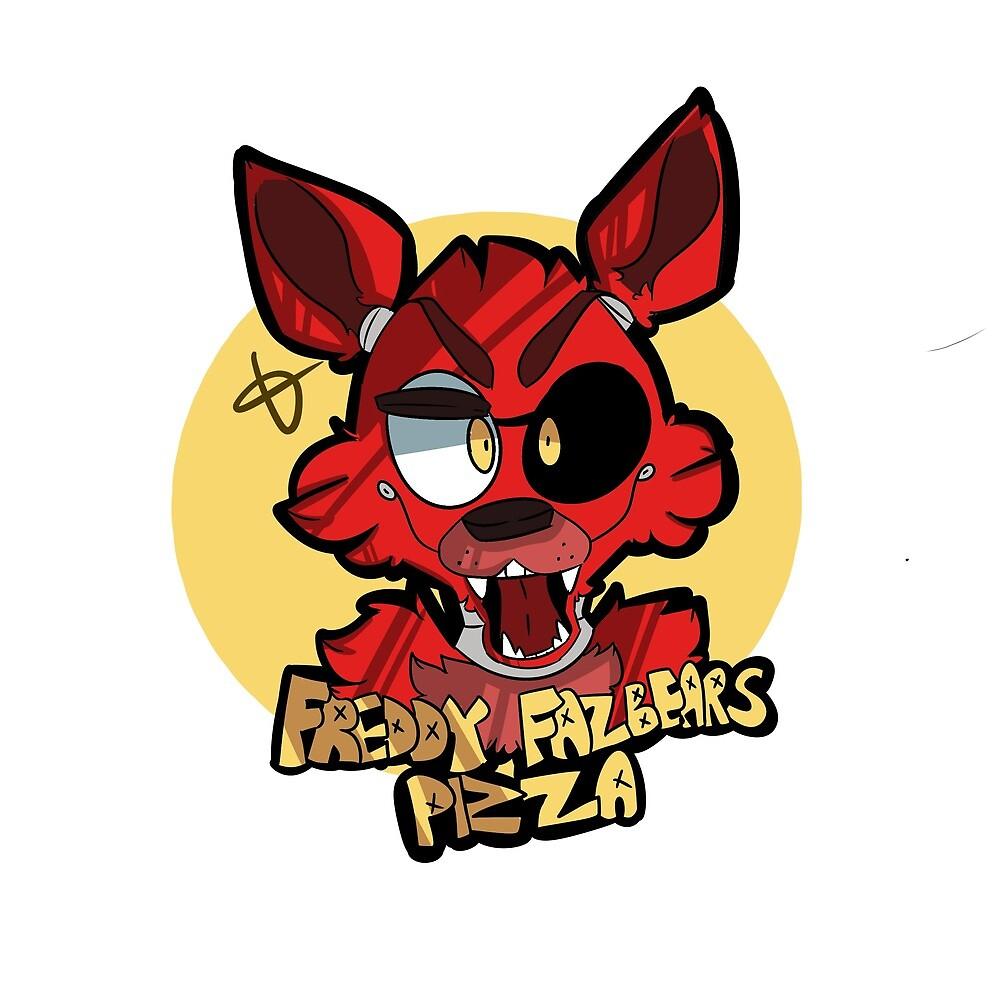 Five Nights at Freddy's - Foxy (FNAF)  by Artiplier