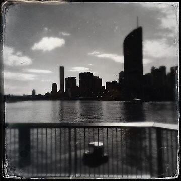 Brisbane by ADMarshall
