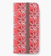 Slice Wheel iPhone Wallet/Case/Skin