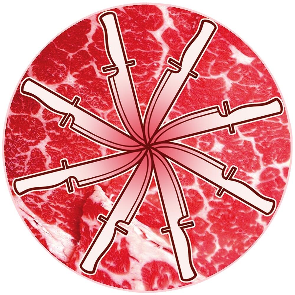 Slice Wheel by Vyscera C