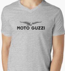 Moto Guzzi Men's V-Neck T-Shirt