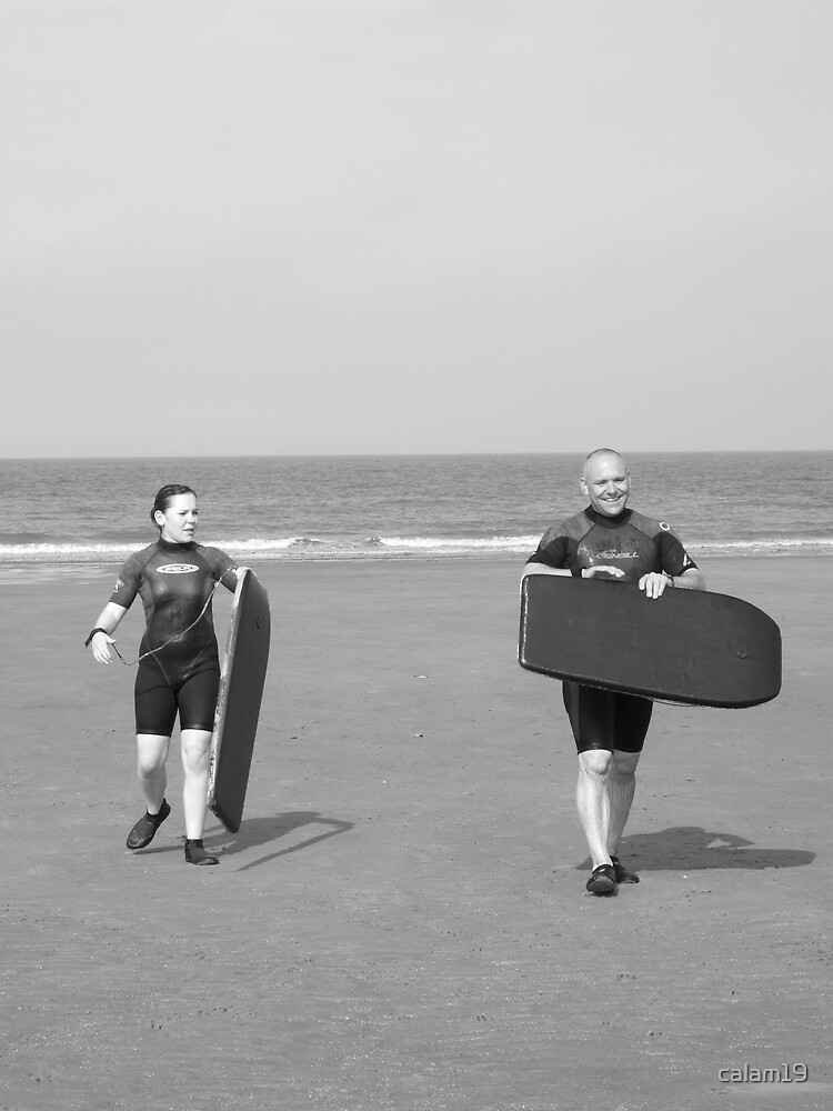 Surf in England by calam19