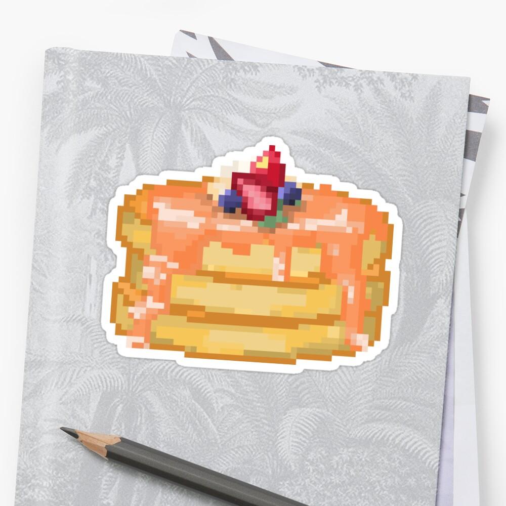 Pixel Pancakes by skyx s.