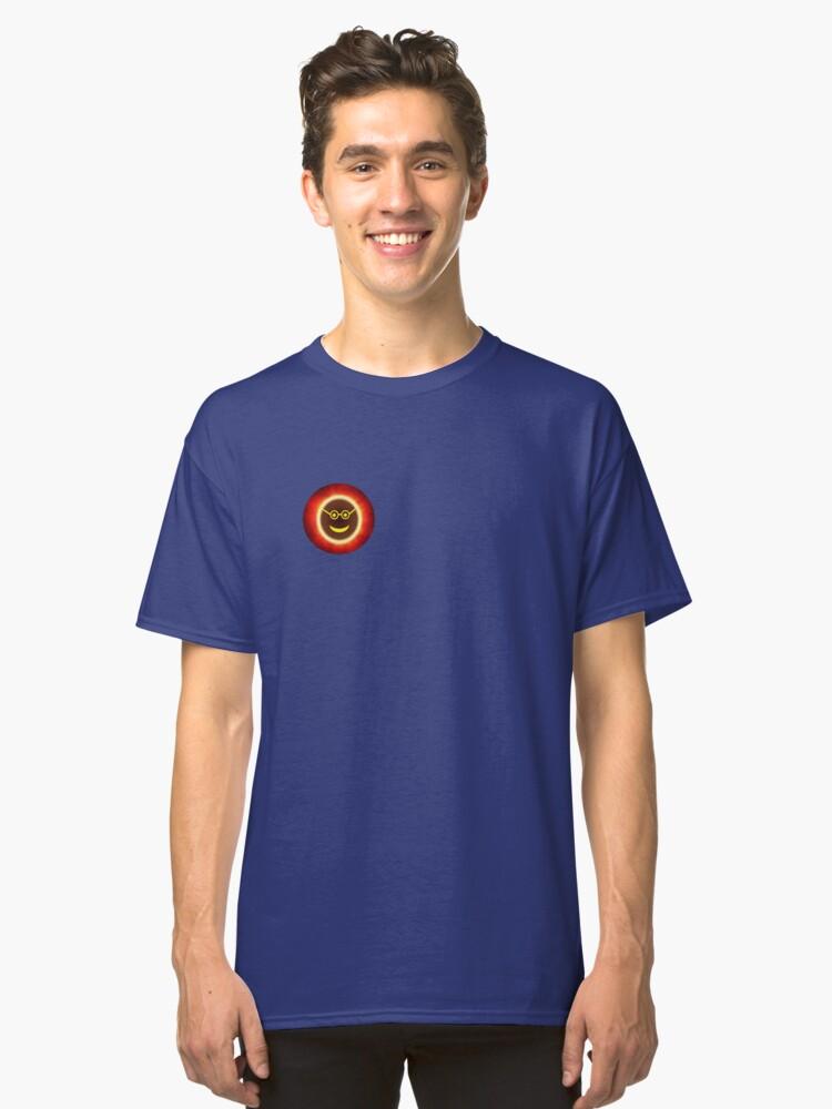Ecliptomaniac  Classic T-Shirt Front