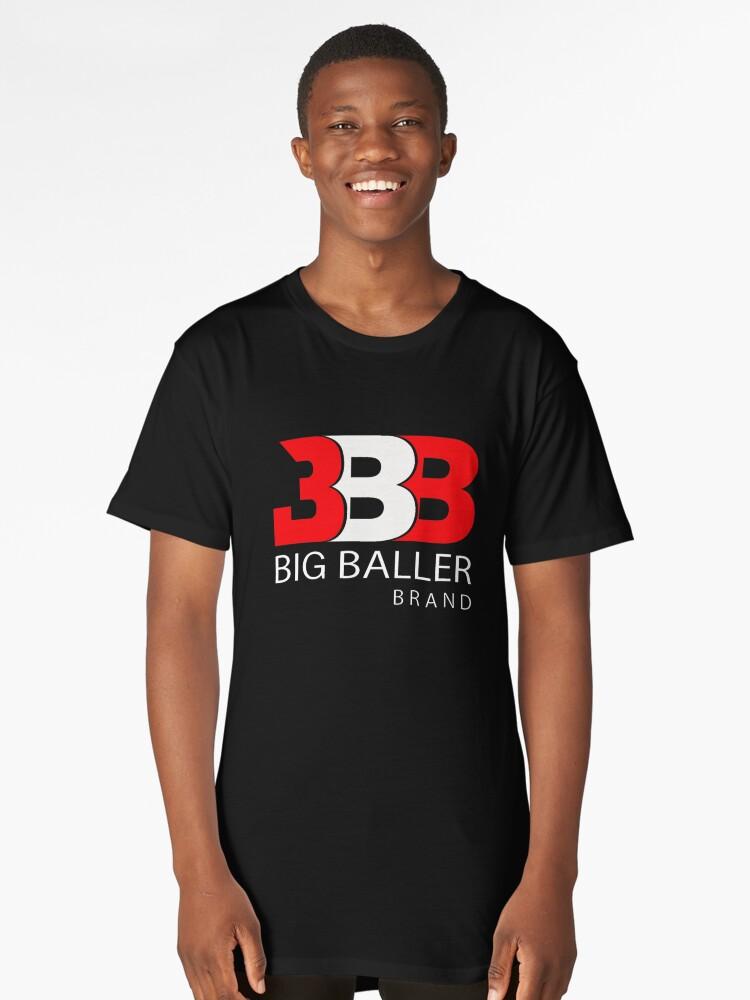Bbb Long T-Shirt Front