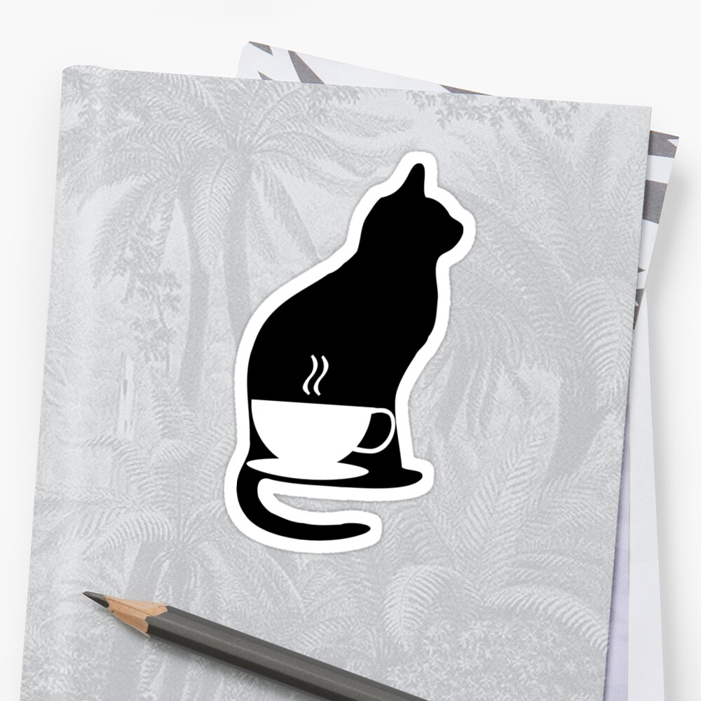 Coffee and Cats by Chantelle Ashton