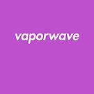 «Vaporwave White» de AtomicLukai