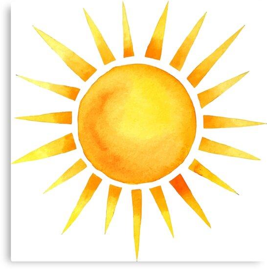 sun by alison reckewey