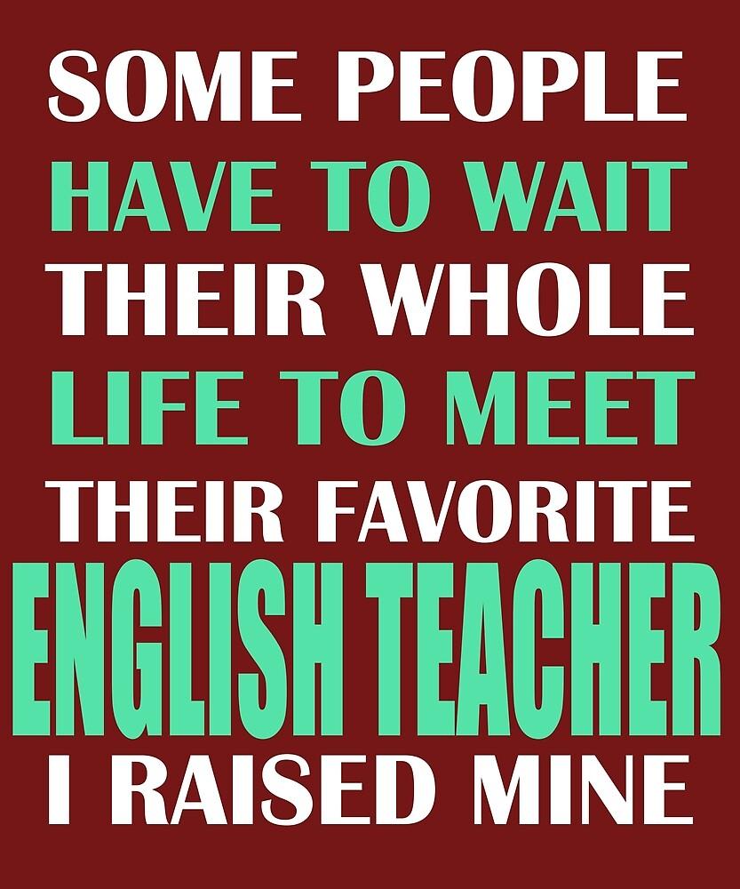 English Teacher  by AlwaysAwesome