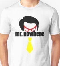 mr. nowhere Unisex T-Shirt