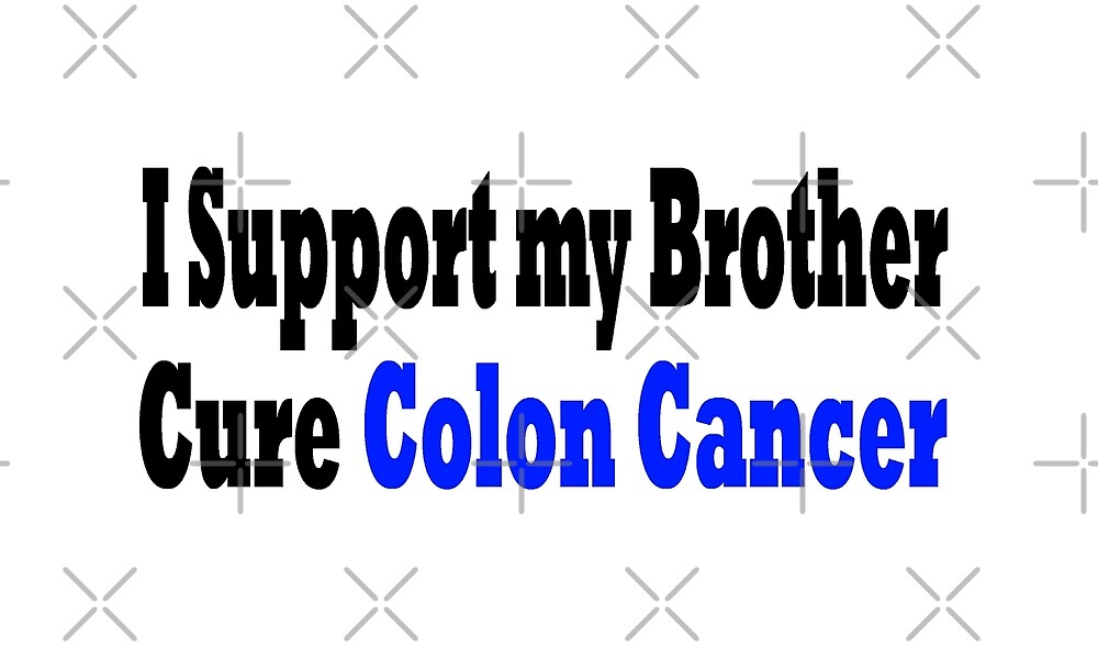 Colon Cancercancer, health, disease, sucks, support, awareness, raise, colon, butt, colon cancer, poop,  by greatshirts