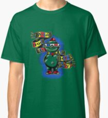 Doctor Jelly Baby Classic T-Shirt