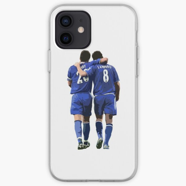 Terry and Lampard Artwork iPhone Soft Case