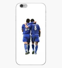 Terry and Lampard Artwork iPhone Case
