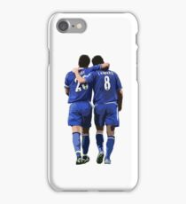 Terry and Lampard Artwork iPhone Case/Skin