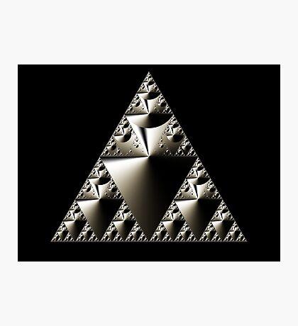 Sierpinski Triangle 2015 003 Photographic Print