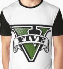 GTA V Shirts and Dress' Graphic T-Shirt