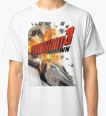 Burnout 3 Takedown PS2/XBOX Classic T-Shirt