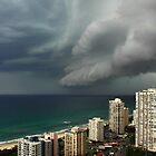 Storm Cell by Ann  Van Breemen