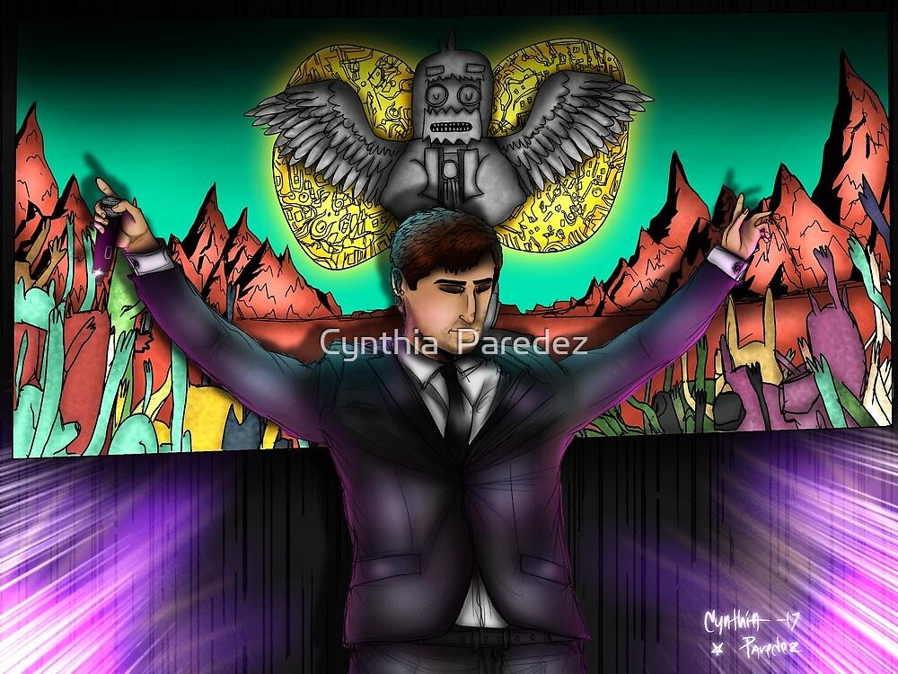 James Clean - DGD fan art! by Cynthia  Paredez
