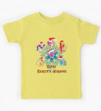 happy hearth's warming 1 Kids Clothes