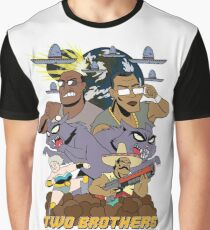 Two Brothers Graphic T-Shirt