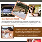 Beachside Massage by Kauai Couples Massage