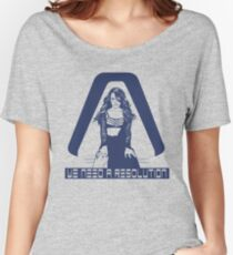 Need A Resolution Women's Relaxed Fit T-Shirt