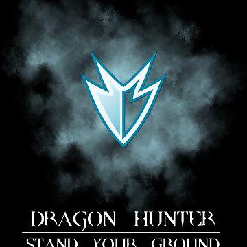 Guild Wars 2 - Dragon Hunter (Cazadragones) by HelenFerroni