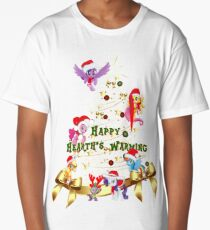 happy hearth's warming 2 Long T-Shirt