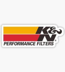K & N Merchandise Sticker