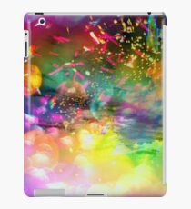 bokeh confetti iPad Case/Skin