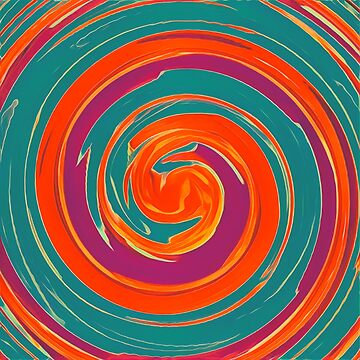 Swirl, Twirl & Trip by bakerbrite