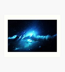 Nebula Dream - Laptop Skins Art Print