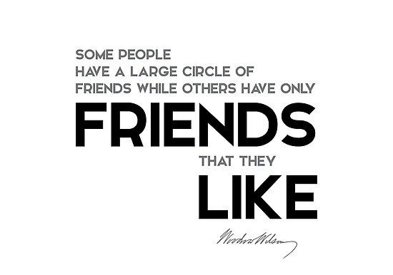 friends like - woodrow wilson by razvandrc