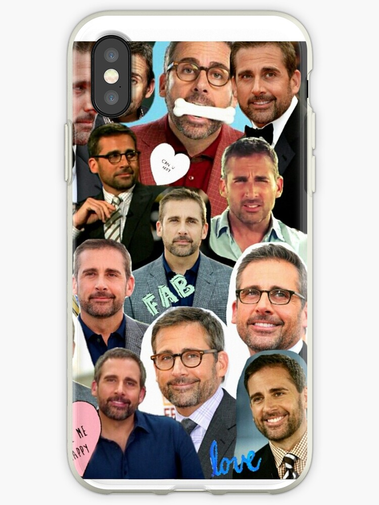 Steve Carell Case by nataliexxscott
