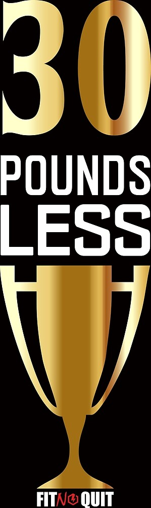 30 Pounds Less by jcmeneses