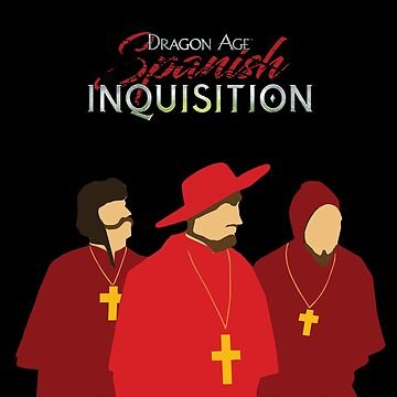 Dragon Age Spanish Inquisition by the-flash