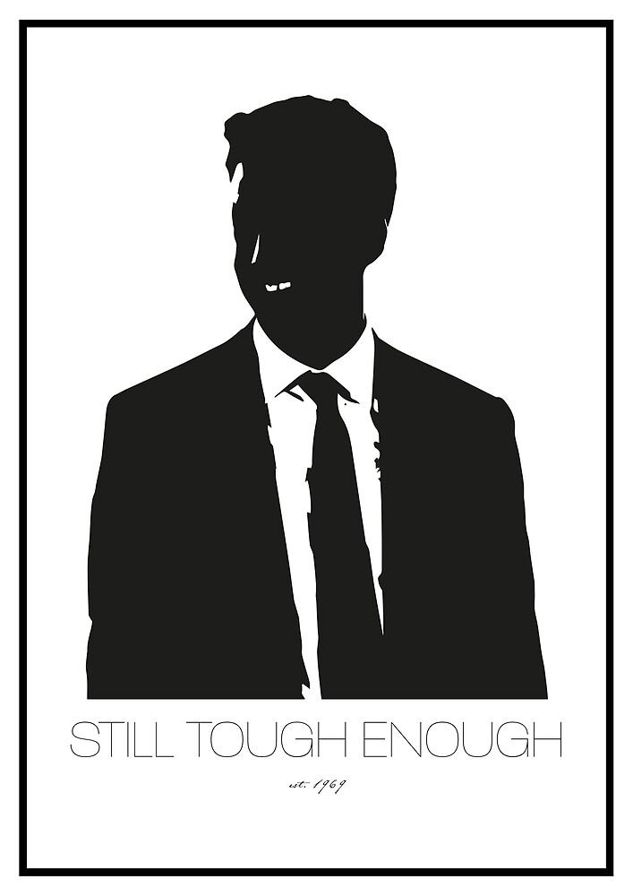 Still Tough Enough by Robin Wilde