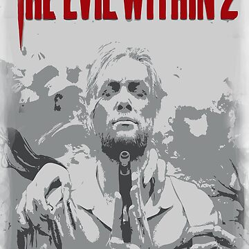 THE EVIL WITHIN 2  by Thuggershirts
