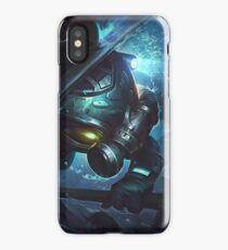Omega-Squad Fizz (LoL) iPhone Case/Skin