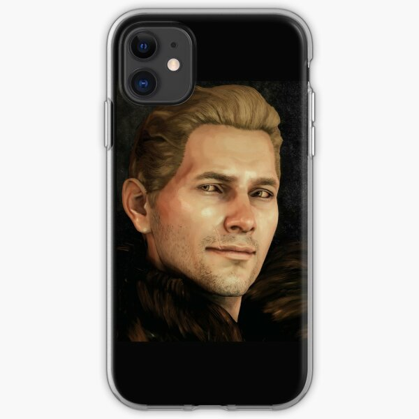 Cullen Rutherford iPhone Soft Case