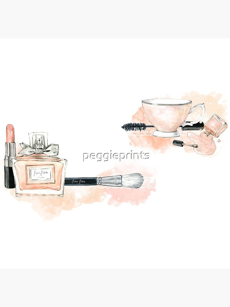 Blush beauty de peggieprints