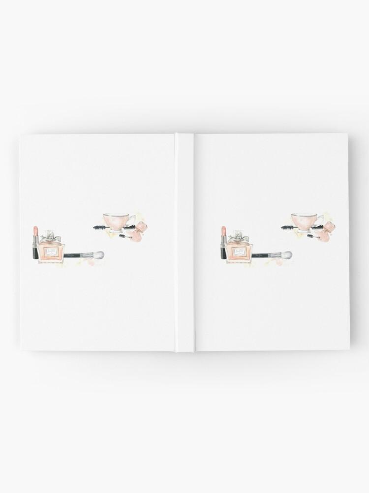 Vista alternativa de Cuaderno de tapa dura Blush beauty