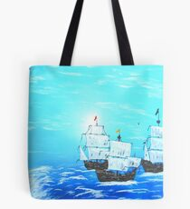 Discovery Lost Tote Bag