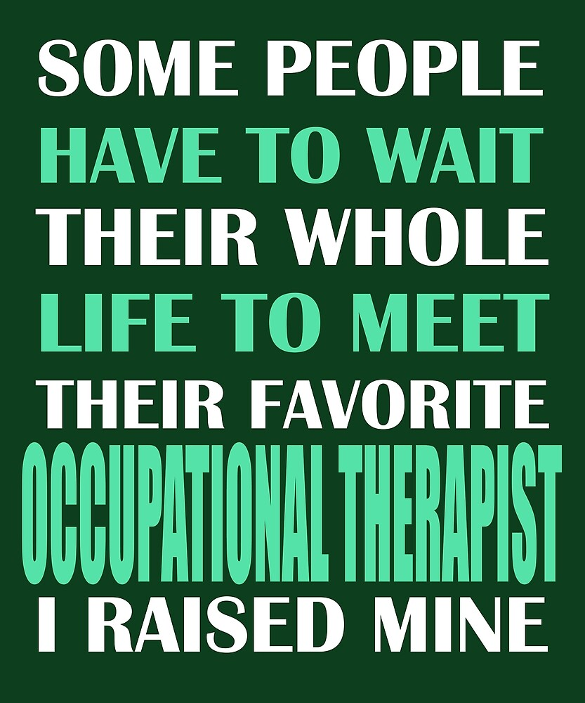 Occupational Therapist by AlwaysAwesome