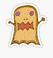 Toasty Sticker