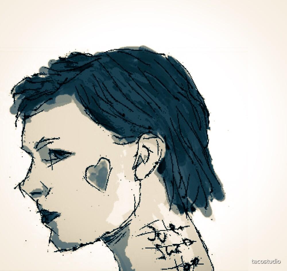 Battle scars by tacostudio